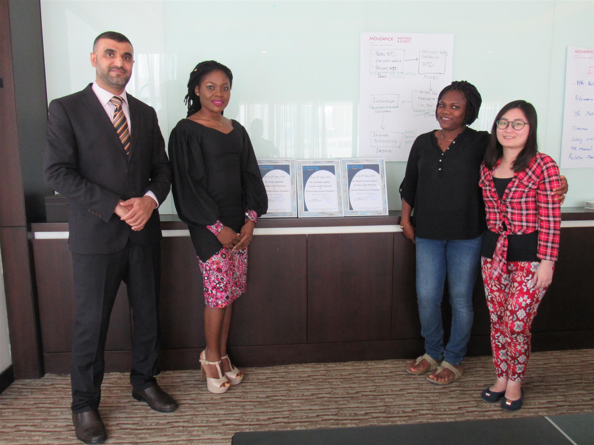 HRM Training in Dubai