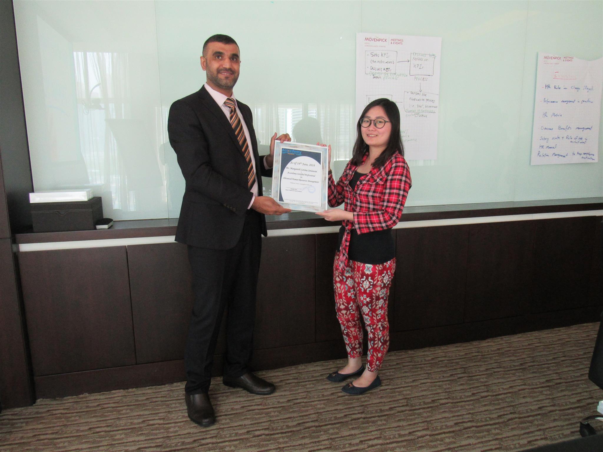 Human Resource Management Course In Dubai