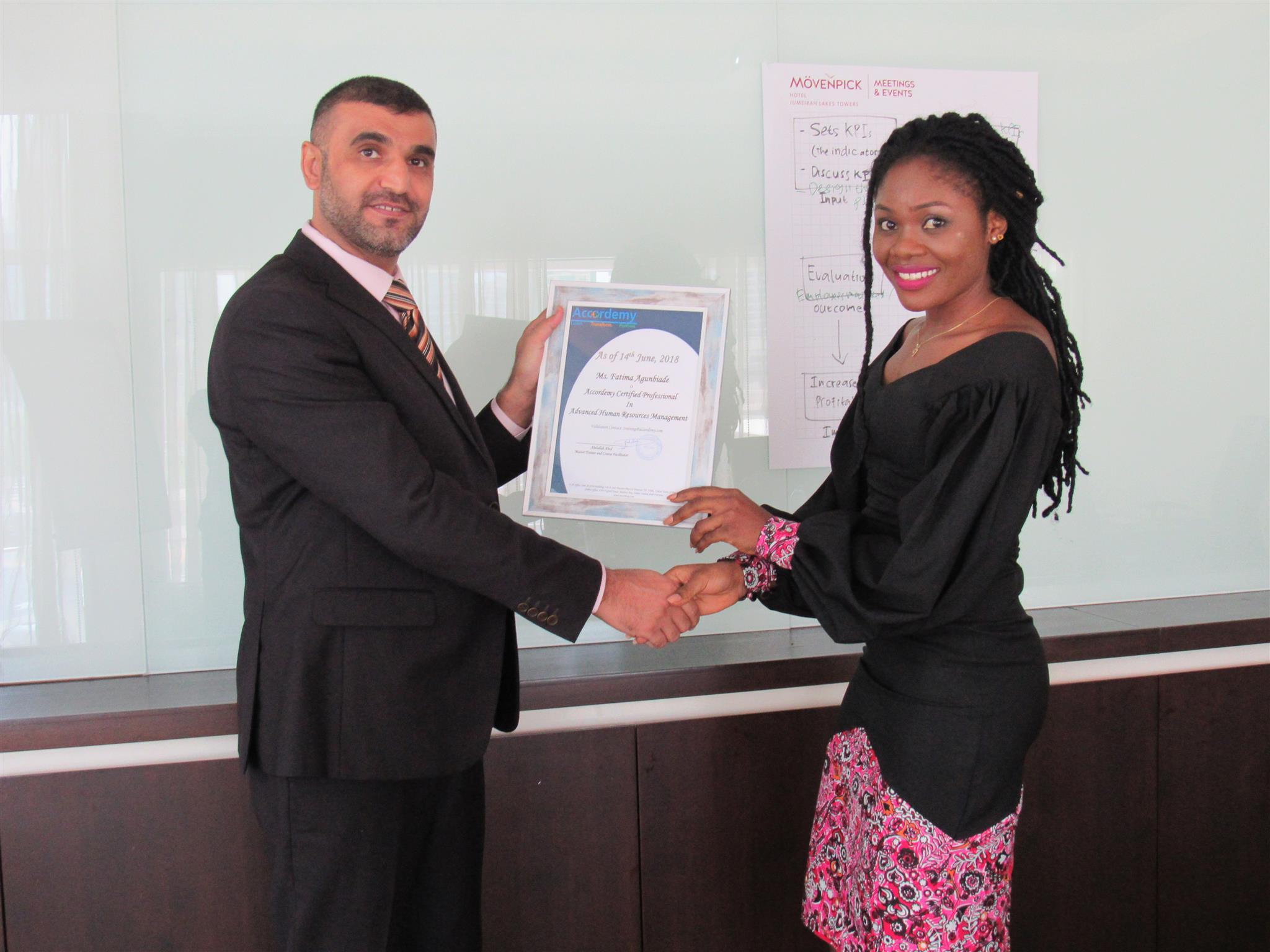 Human Resources Management Course In Dubai